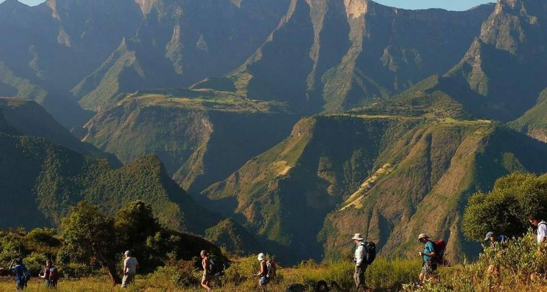 Simien Mountains Trekking3