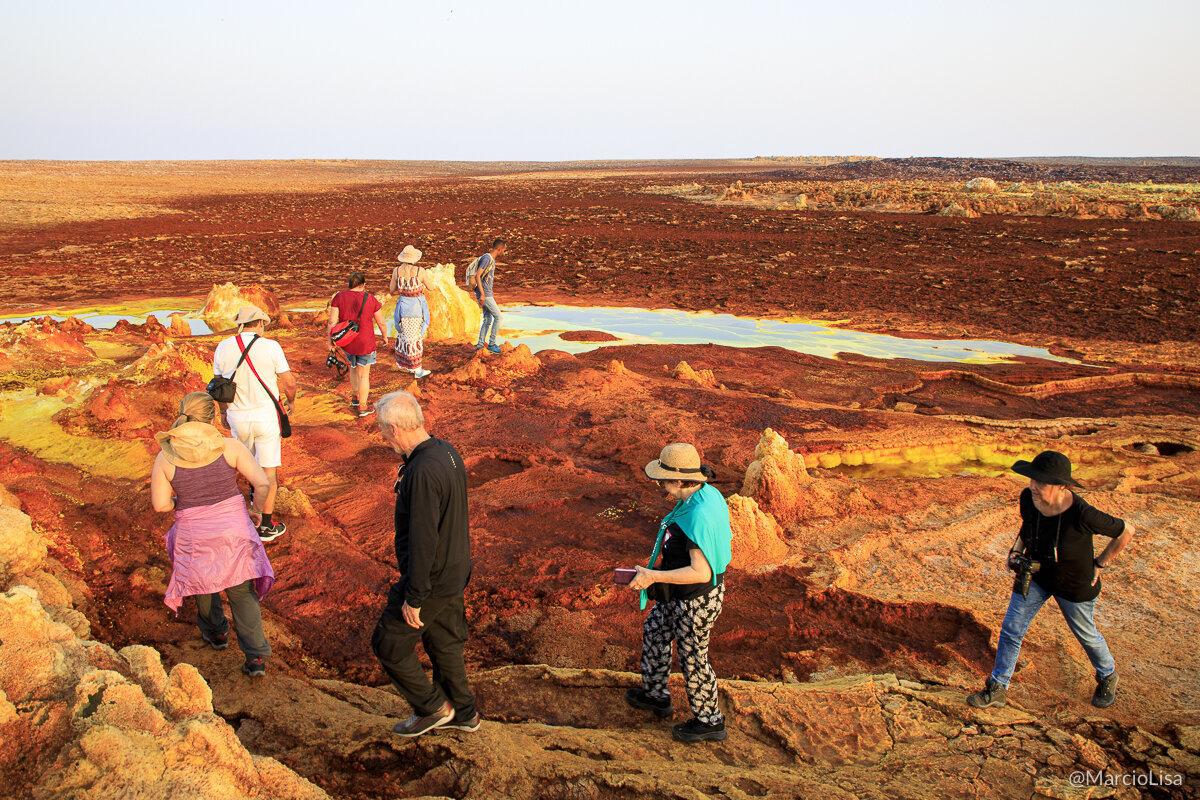Aspire Ethiopia Tours - Afar Danakil Depression